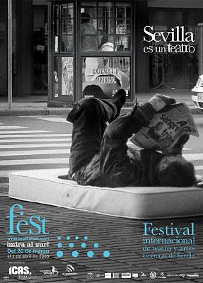 identidad + comunicación, festival internacional de teatro sevilla