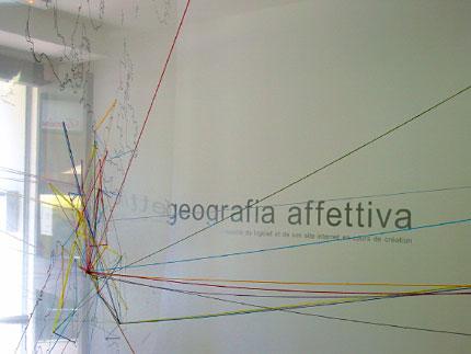 """proyecto de interfaz web para una """"cartografia transpersonal"""""""