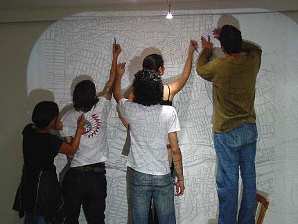 workshop en el  centro colombo americano, medellin, colombia