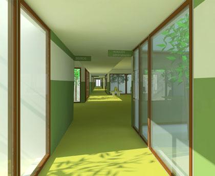 centro de salud en Jerez