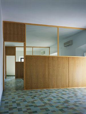 rehabilitación de oficinas para turbepal s.l.